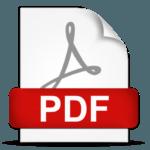 PDF ALgemene Voorwaarden