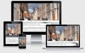 Alle websites van CKWebdesign zijn responsive.