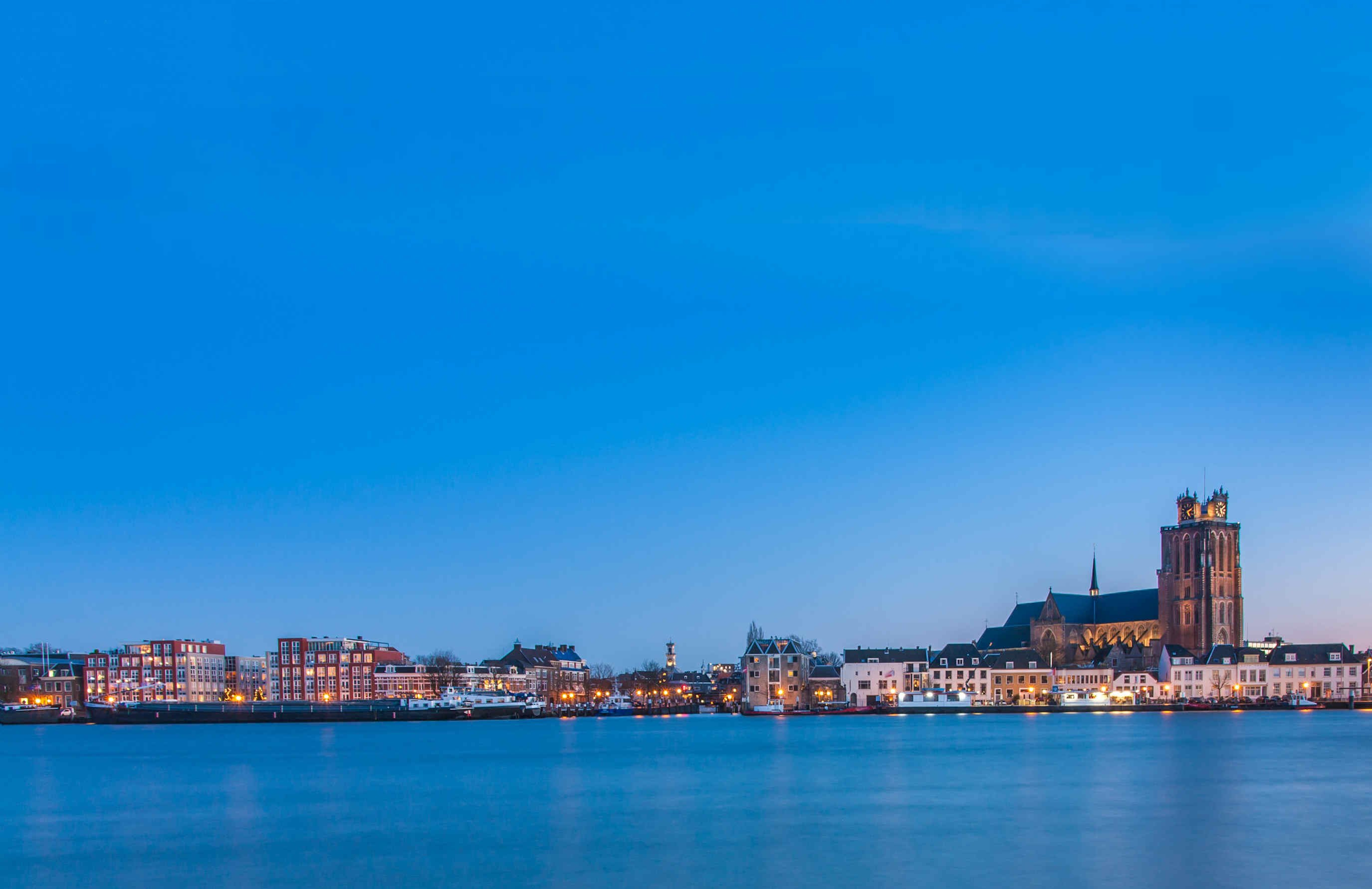 Dordrecht panorama